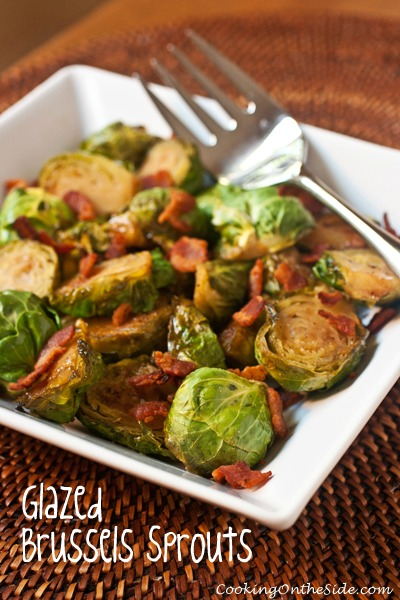 Post image for Glazed Brussels Sprouts