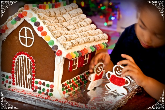 Post image for Gingerbread House — Part 2