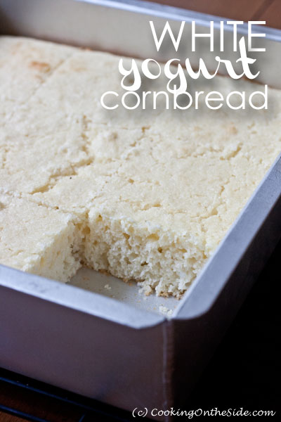 Post image for White Yogurt Cornbread