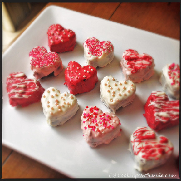 Post image for Sweetheart Brownies
