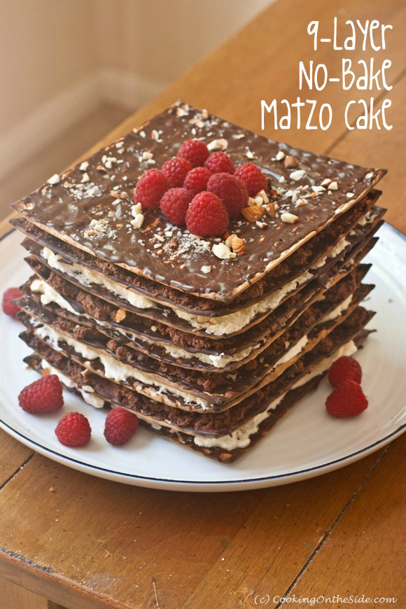 Post image for 9-Layer No-Bake Matzo Cake