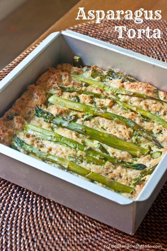 Post image for Asparagus Torta
