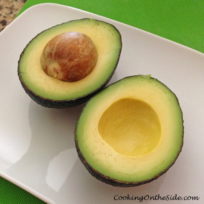 A perfectly ripe avocado is a thing of beauty