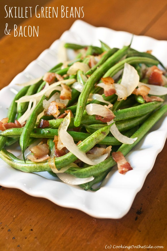 Post image for Skillet Green Beans and Bacon…and the Simple Things