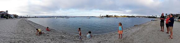 Beachgoing