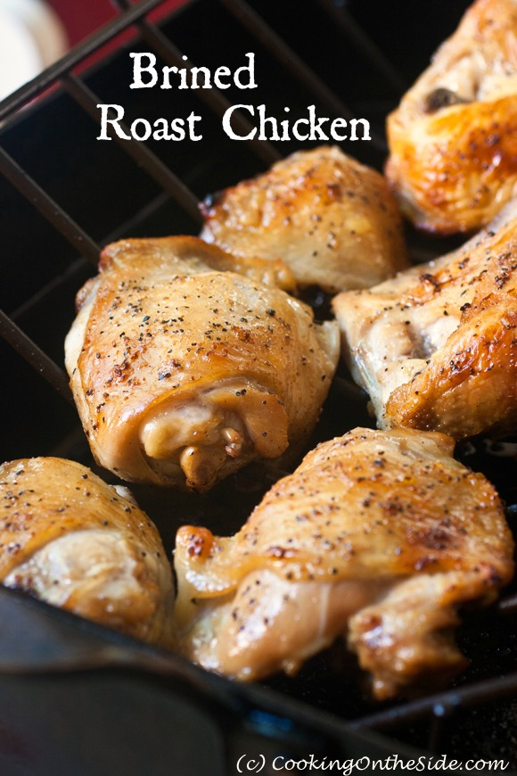 Post image for Brined Roast Chicken