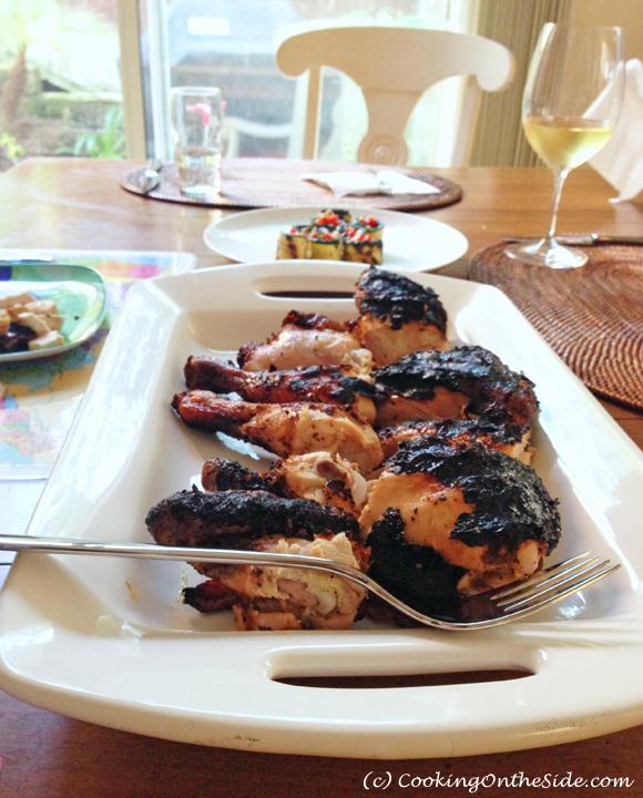 Tennessee Smokehouse BBQ Chicken
