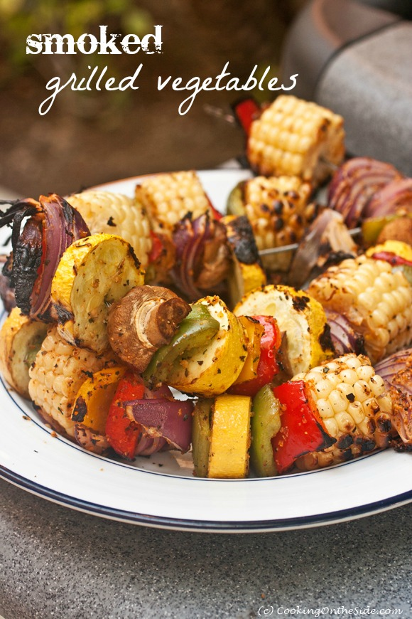 Post image for Smoked Grilled Vegetables