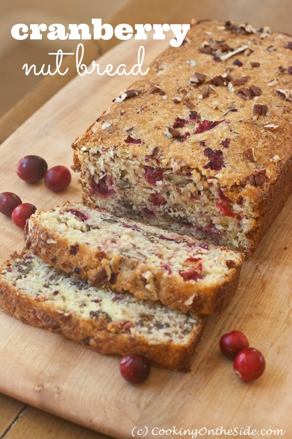 Post image for Cranberry Nut Bread…Properly!
