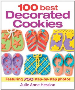 Buy 100 Best Decorated Cookies at Amazon