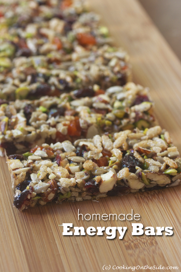 Post image for Homemade Energy Bars